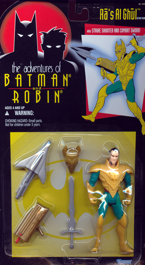 Ra's Al Ghul (The Adventures of Batman and Robin)