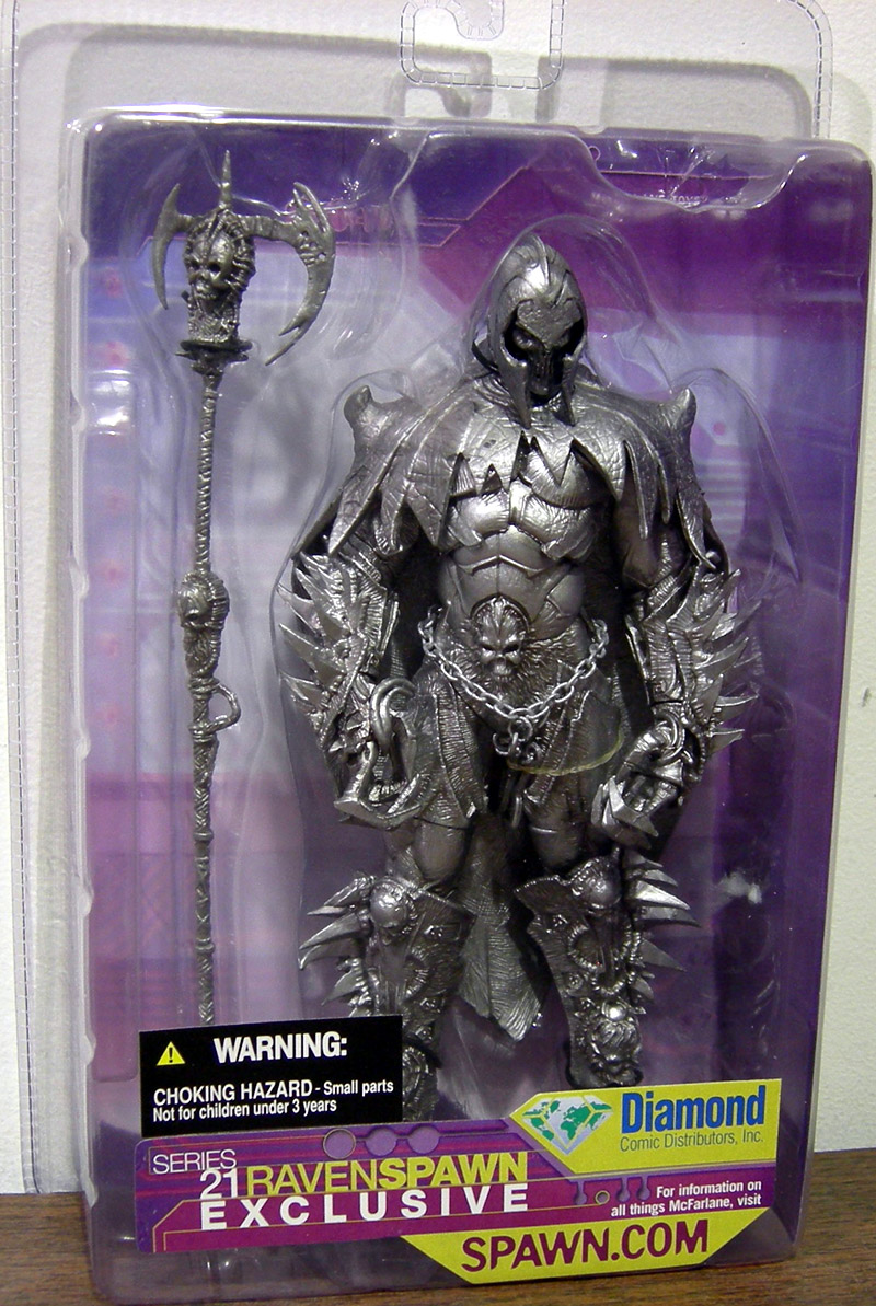 Raven Spawn (Diamond Comics Exclusive)