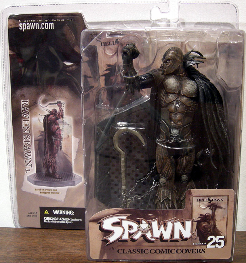 Spawn hsi.011 AKA Raven Spawn 2 (with sickle)