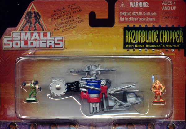 Razorblade Chopper (die-cast)