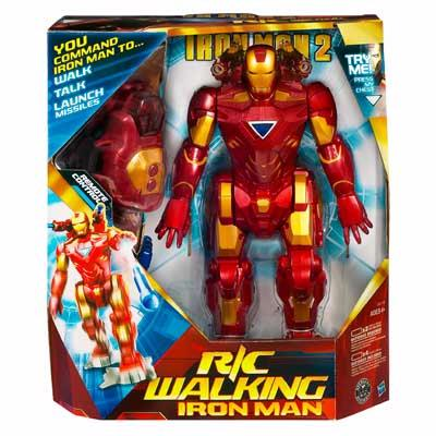 Iron Man 2 R/C Walking Iron Man