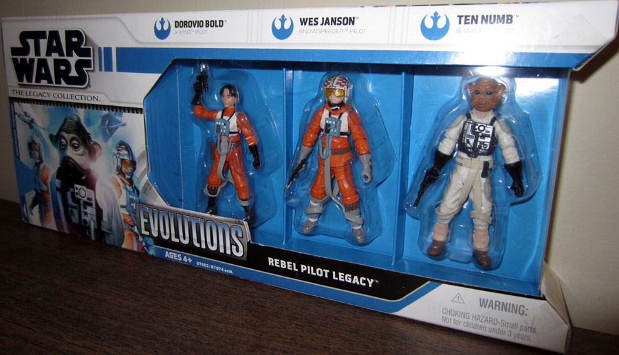 Rebellion Pilots Legacy (The Legacy Collection)