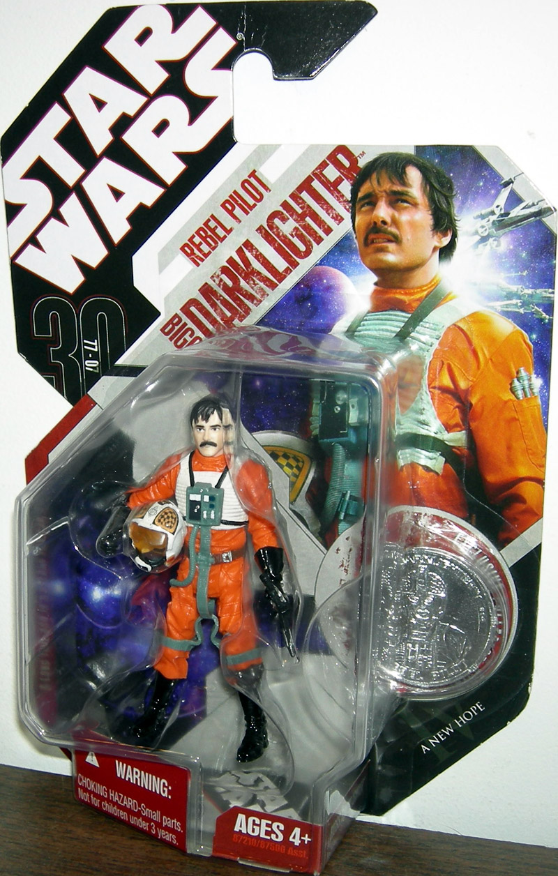 Rebel Pilot Biggs Darklighter (30th Anniversary)
