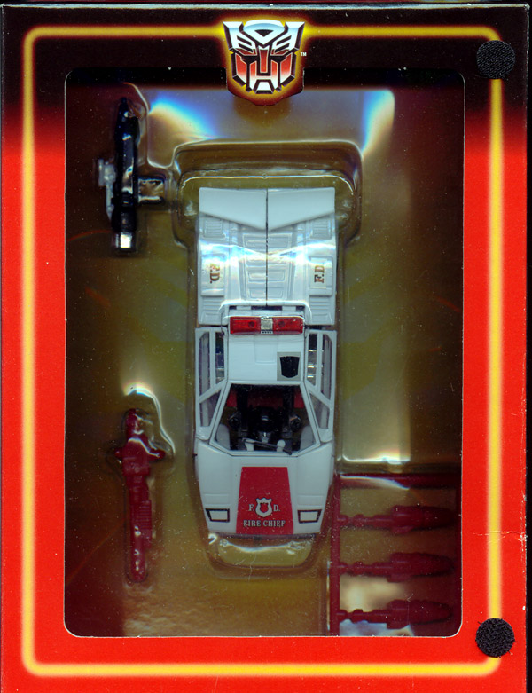 Red Alert (Commemorative Series IV)