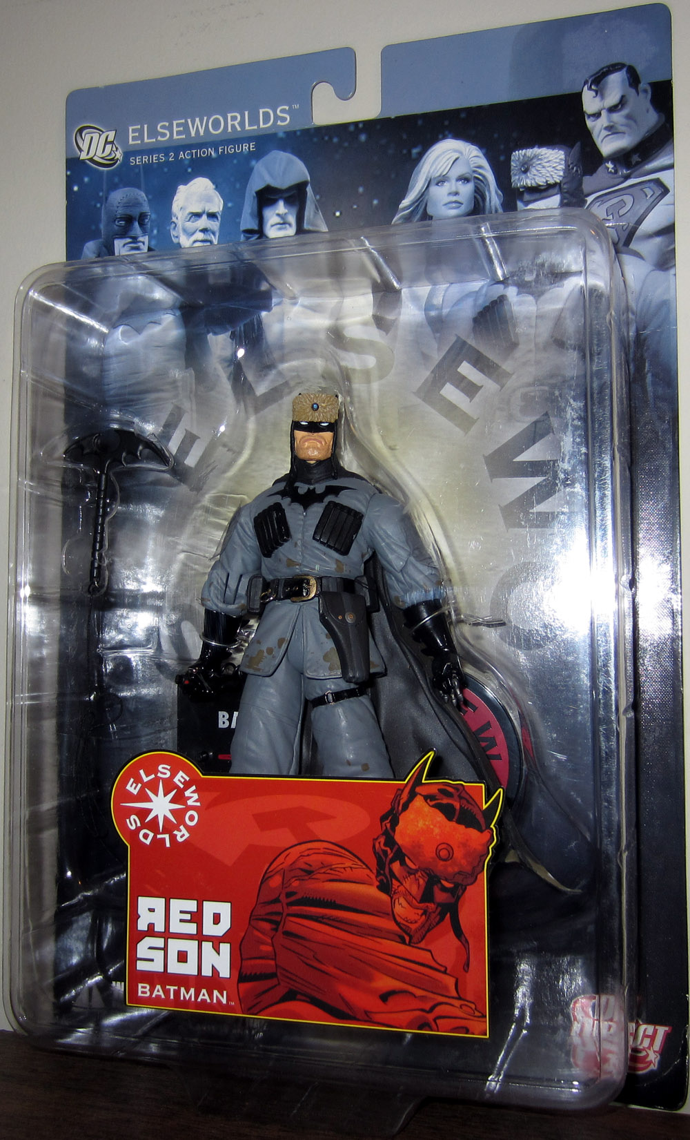 Red Son Batman (series 2)