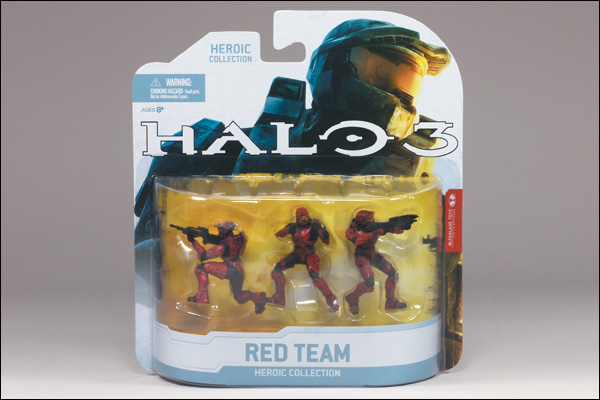 Red Team (Heroic Collection)