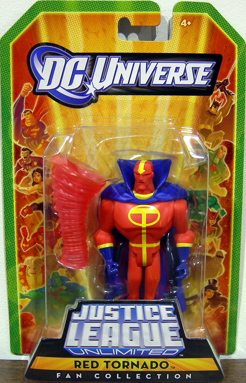Red Tornado (Fan Collection)