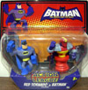 Red Tornado & Batman (Action League)