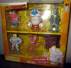 Ren & Stimpy Collectible Mini Figures 6-Pack