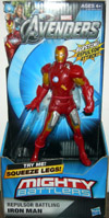 Repulsor Battling Iron Man (Avengers, Mighty Battlers)