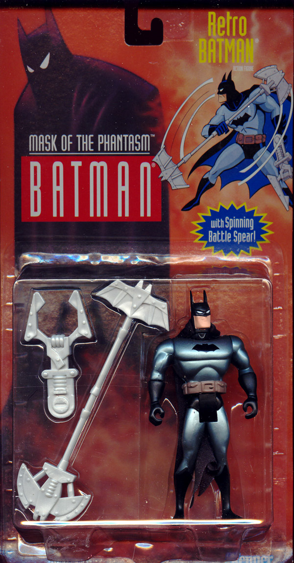 Retro Batman (Mask Of The Phantasm)
