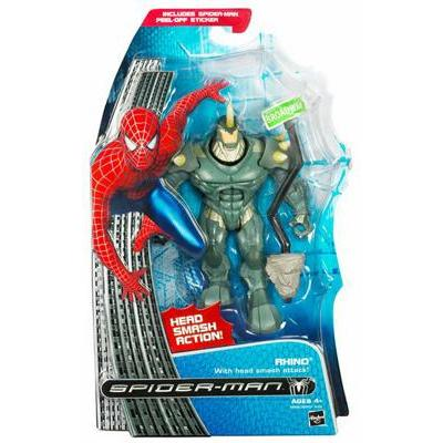 Rhino (As seen in the Spider-Man 3 video game)