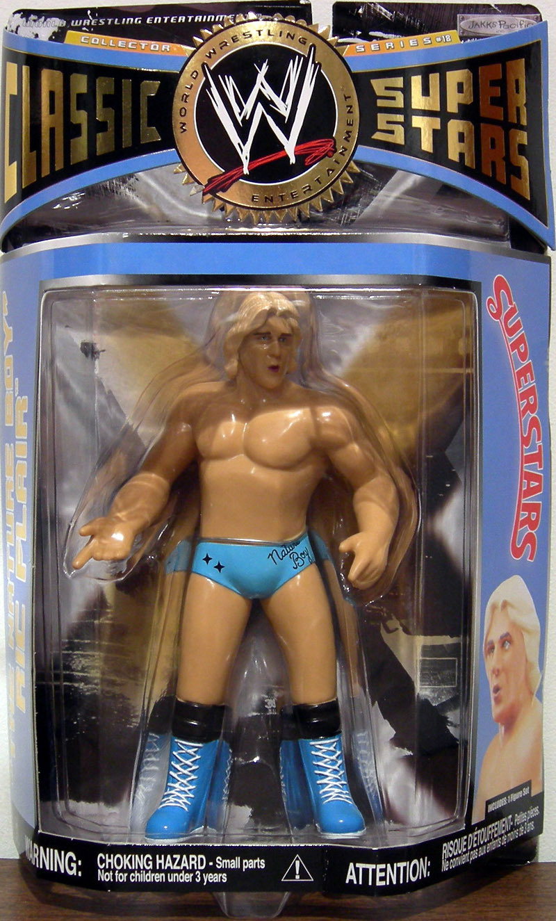 The Nature Boy Ric Flair, series 18