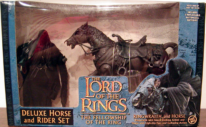 Ringwraith and Horse (Fellowship Of The Ring, blue box)