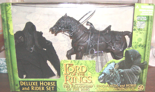 Ringwraith and Horse