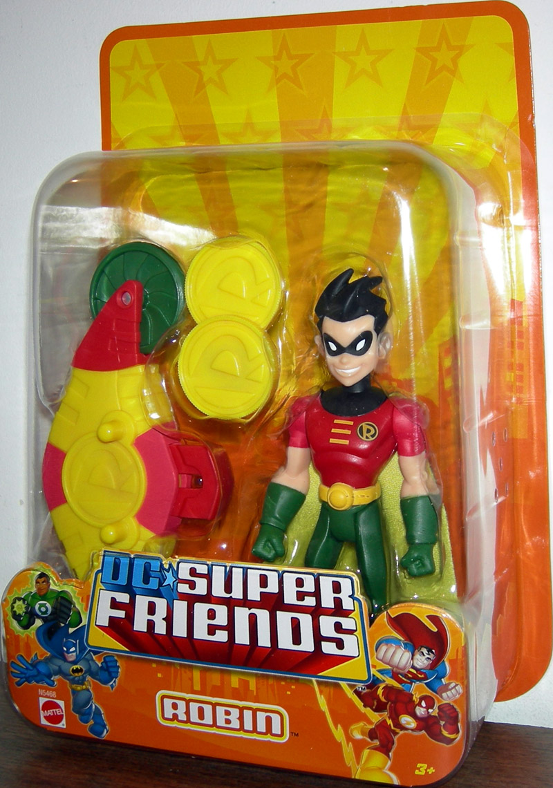 Robin (DC Super Friends, Mattycollector.com Exclusive)