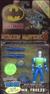 Rocket Blast Mr. Freeze (Mission Masters 4)