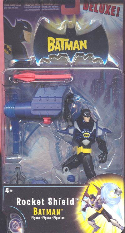 Rocket Shield Batman, deluxe (The Batman)