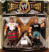 Rowdy Roddy Piper and Pipers Pit Guest Stone Cold 2-Pack