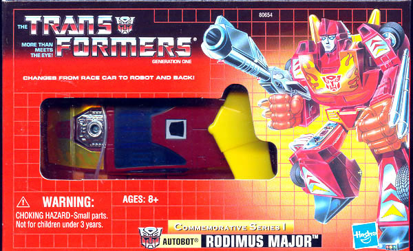 Rodimus Major (Commemorative Series I)