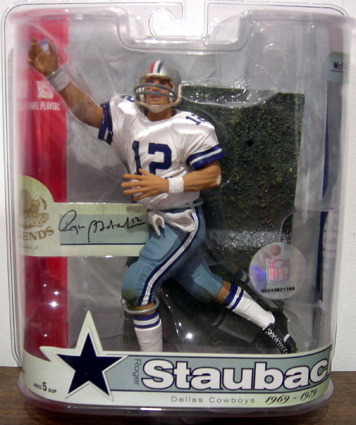 Roger Staubach (Legends, series 3 variant)