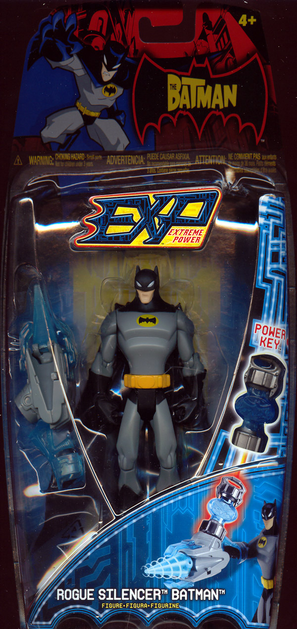 Rogue Silencer Batman (EXP)