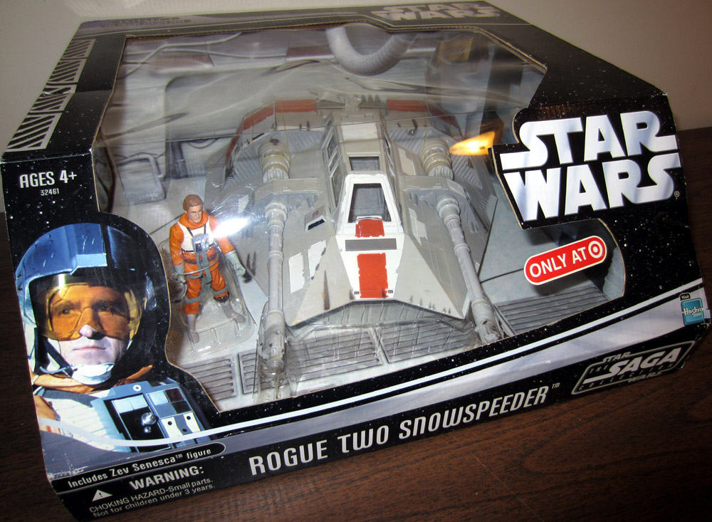 Rogue Two Snowspeeder (Saga Collection, Target Exclusive)