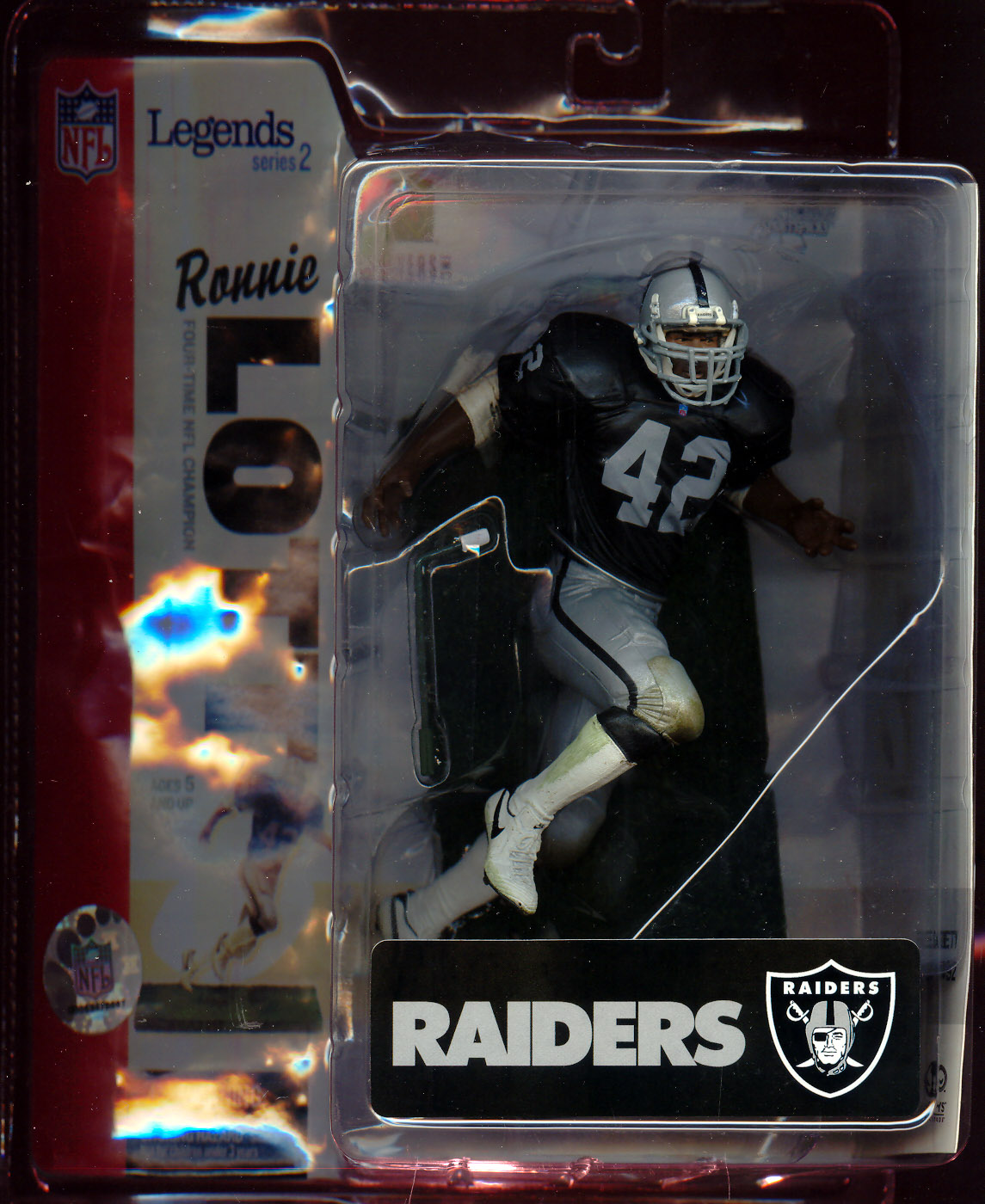 Ronnie Lott (Legends 2, Raiders uniform)