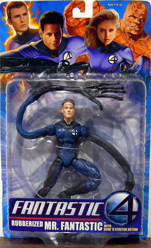 Rubberized Mr. Fantastic