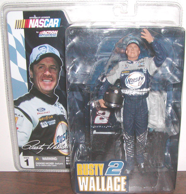 Rusty Wallace (with Elvis Suit)
