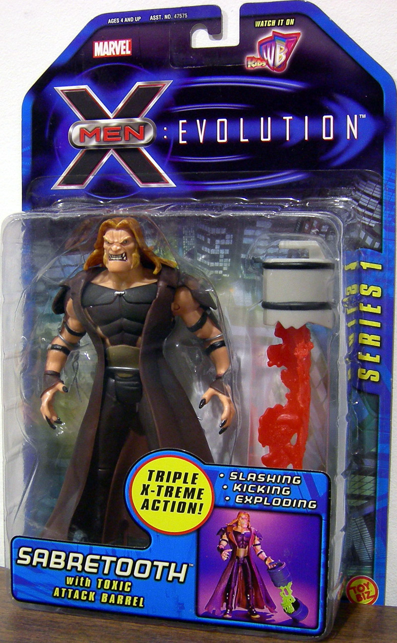 Sabretooth (Evolution)