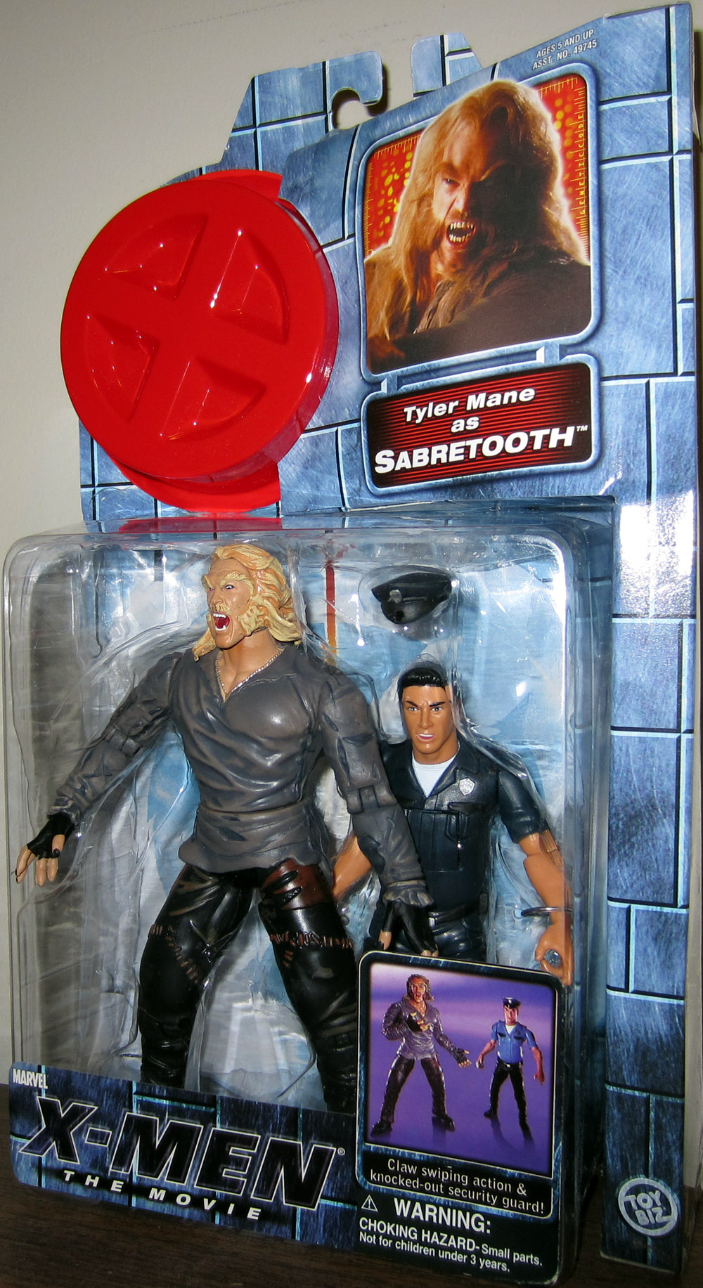 Sabretooth (X-Men Movie)