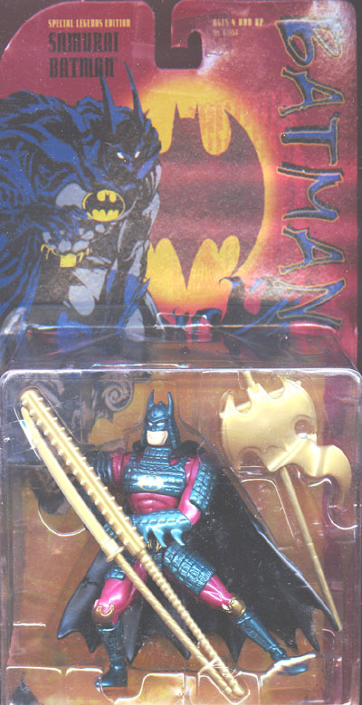 Samurai Batman (Warner Brothers Exclusive)