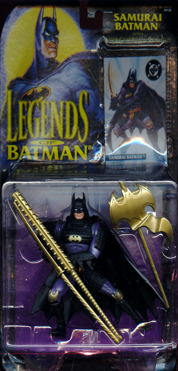Samurai Batman (Legends Of Batman)
