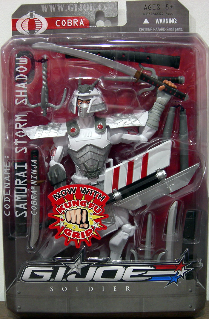 Samurai Storm Shadow