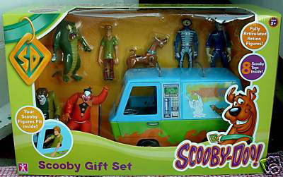 Scooby Gift Set 8-Pack