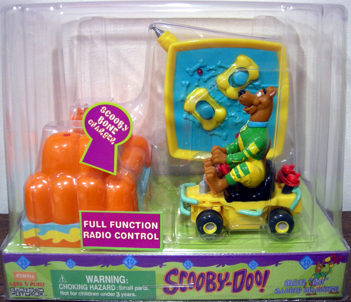 Scooby-Doo Mini Radio Control Racing Machines