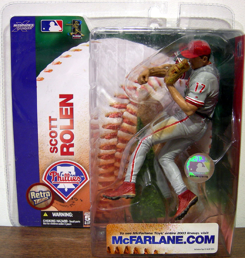 Scott Rolen (series 7, Retro Edition)