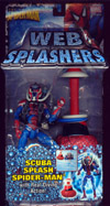Scuba Splash Spider-Man (Web Splashers)