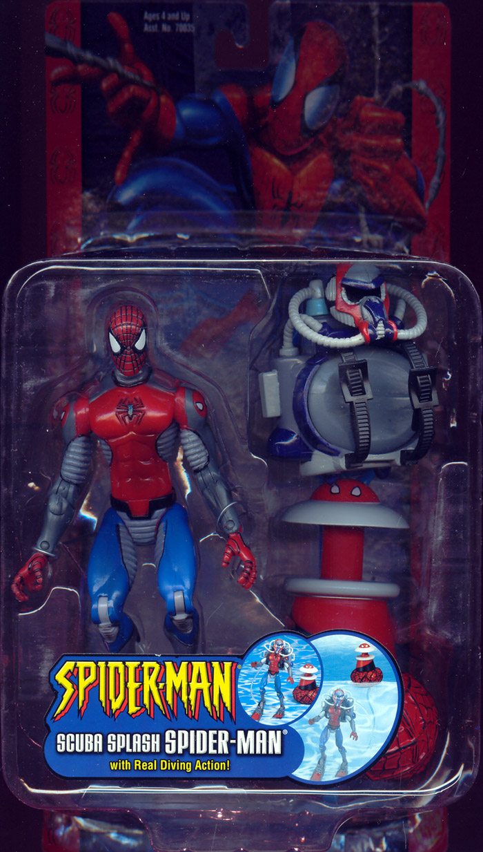 Scuba Splash Spider-Man (Classic)