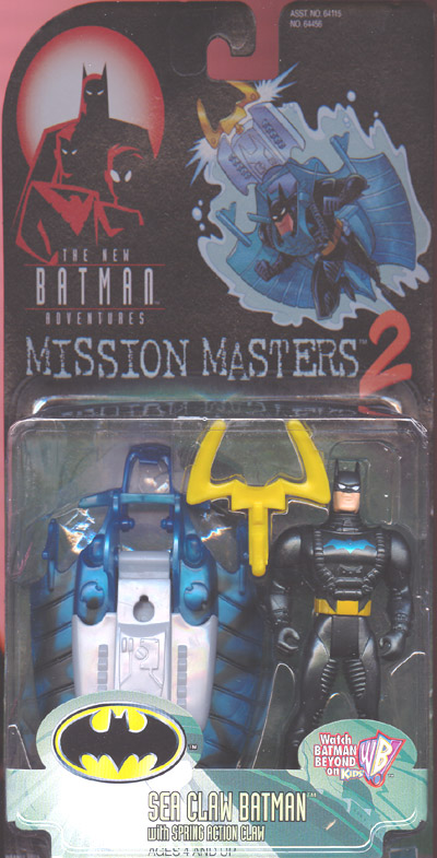 Sea Claw Batman (Mission Masters 2)