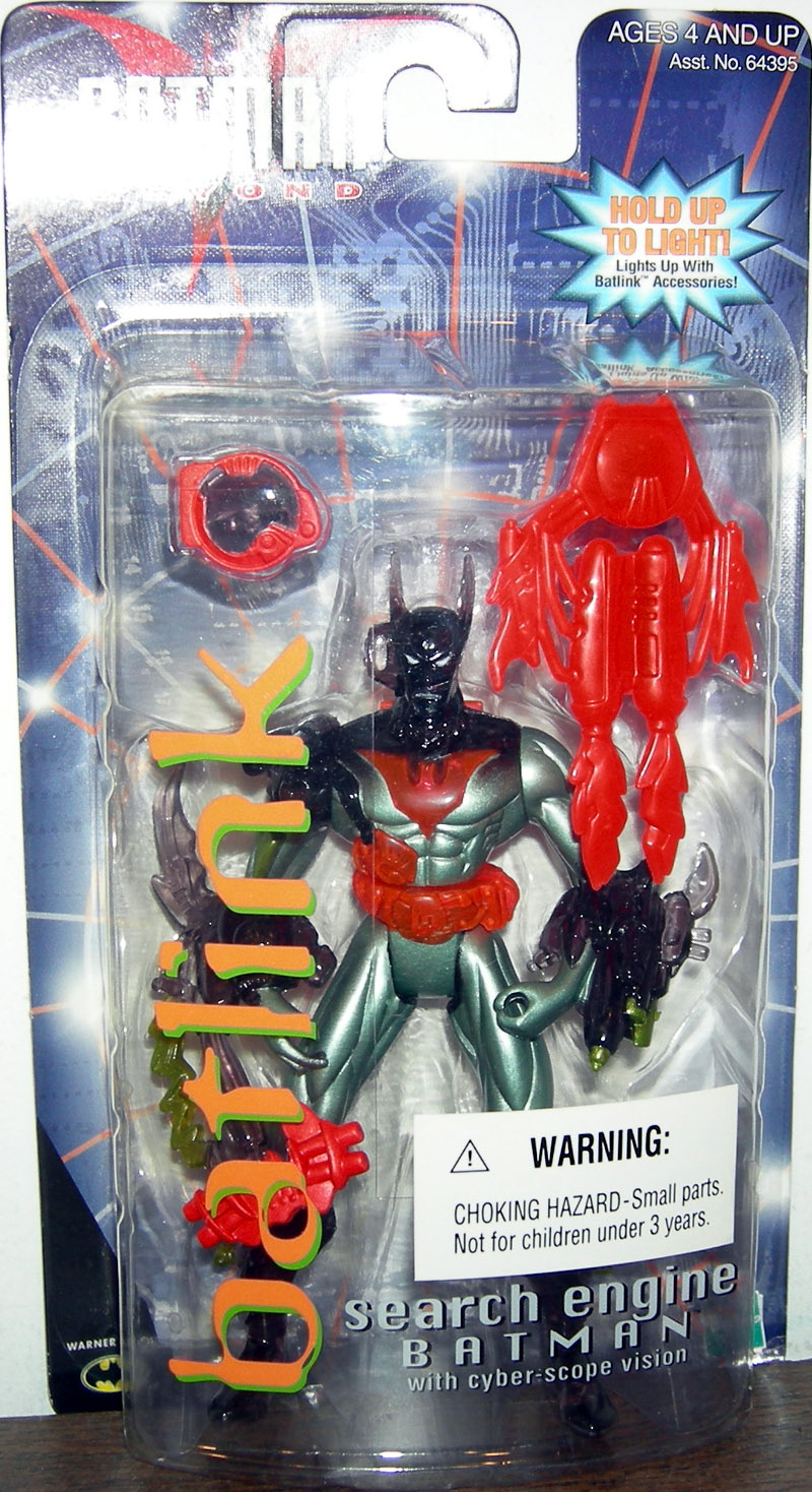 Search Engine Batman (Batman Beyond, Batlink)