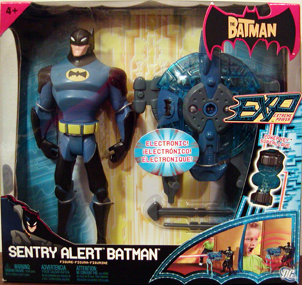 Sentry Alert Batman (EXP)