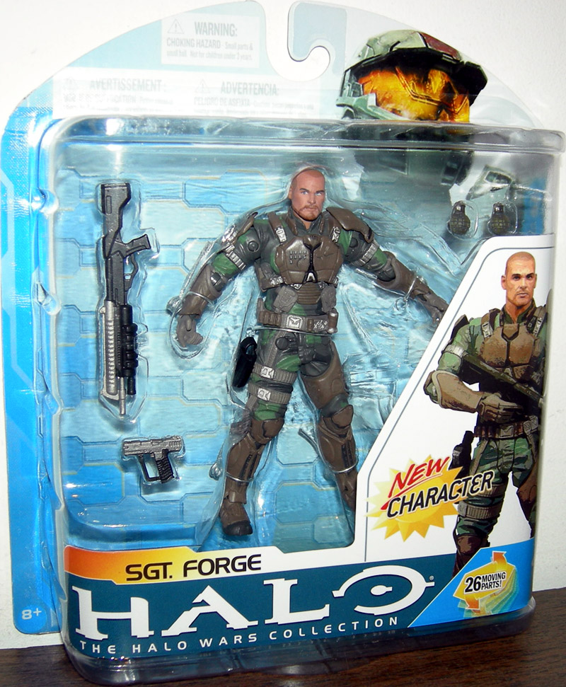 Sgt. Forge