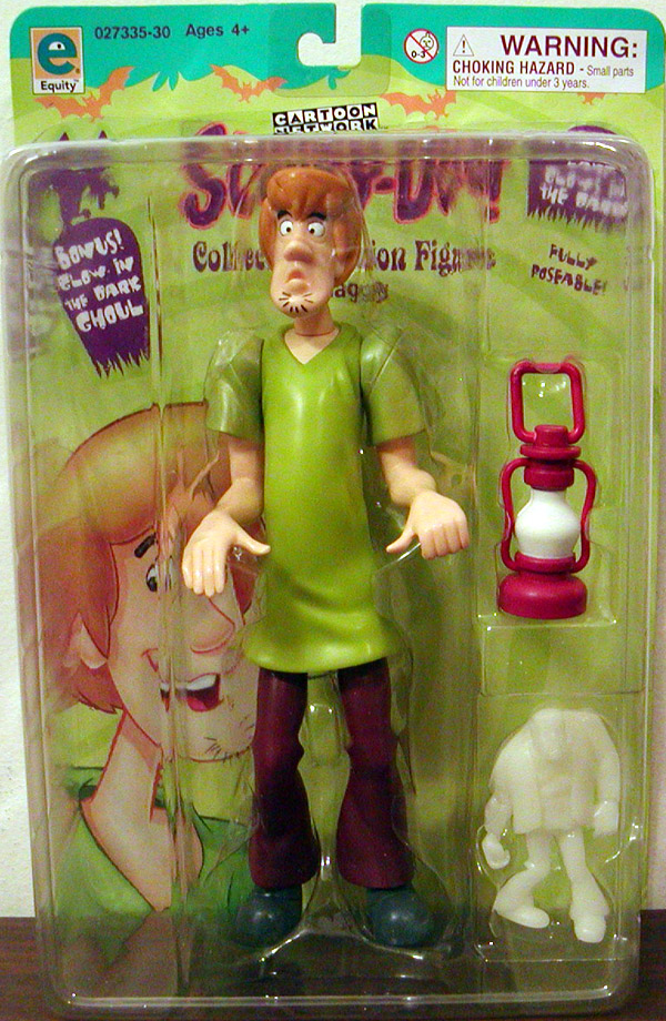 Shaggy (with lantern)