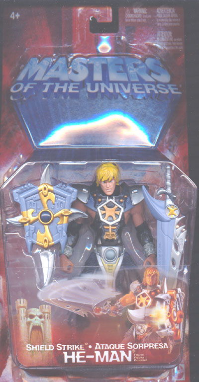 Shield Strike He-Man