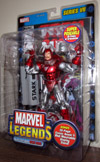 Silver Centurion Iron Man (Marvel Legends)