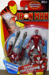 Silver Centurion Iron Man (Armored Adventures)