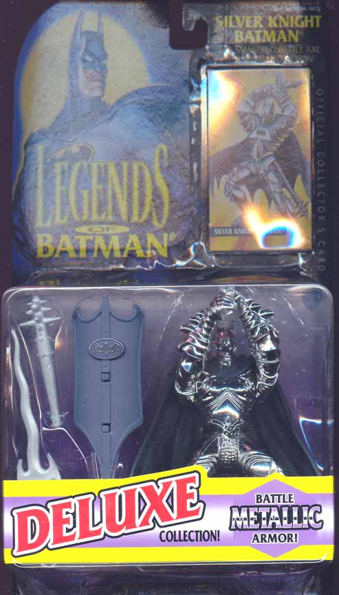 Silver Knight Batman (Legends Of Batman)