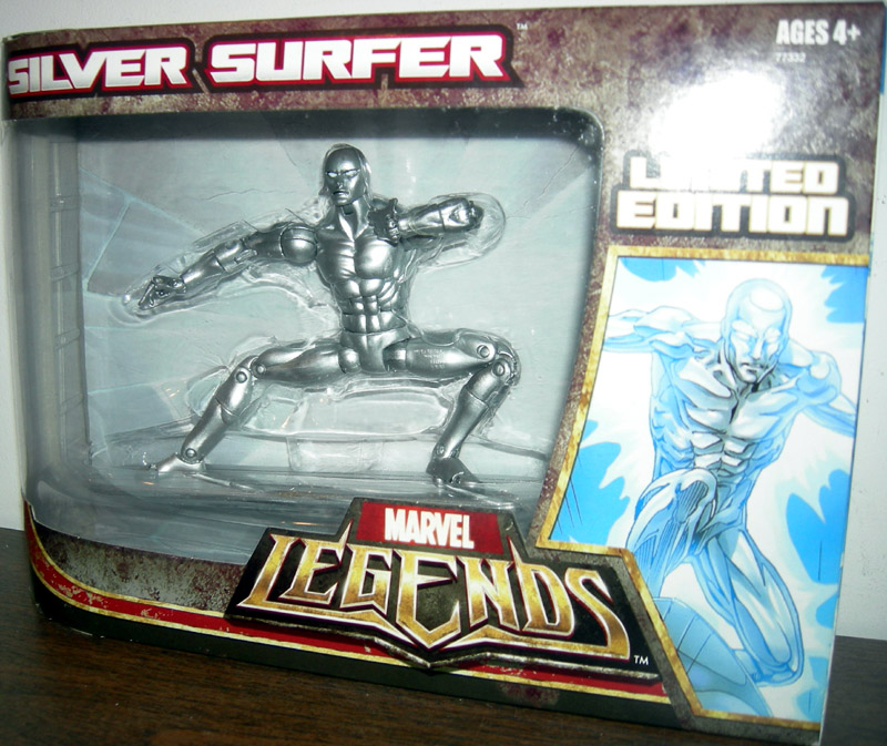 Silver Surfer (Marvel Legends Limited Edition)